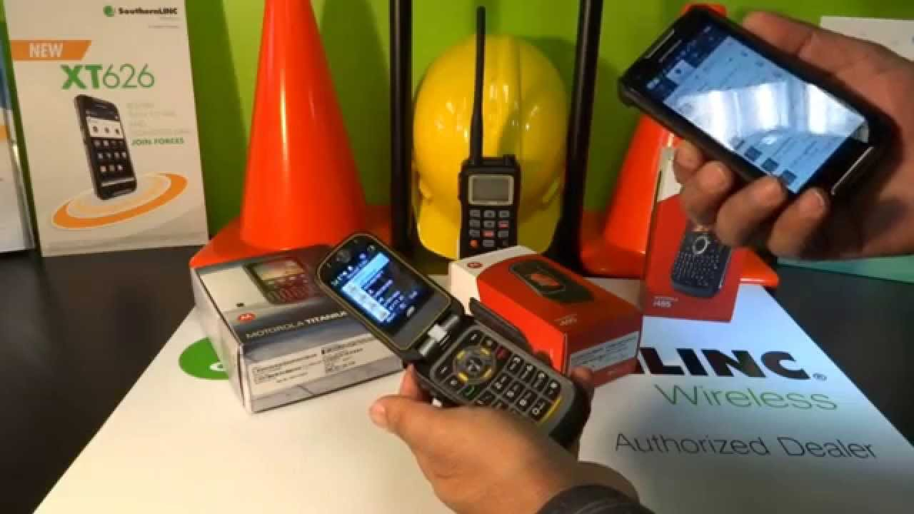 SouthernLINC Phone Demo By BAMACELL COM  CAll now 205-290-CELL(2355) for  info!