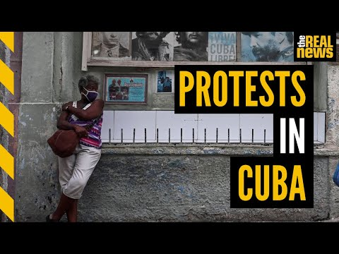 US media co-opts Cuba protests for imperialist ends