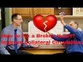How to Fix A Broken Heart?? Improve Collateral Circulation for Heart Health.
