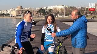 Η αγωνιστική ποδηλασία στην Ελλάδα έχει καλά παιδιά!