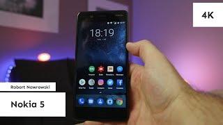 Nokia 5 Top plusy i minusy | Robert Nawrowski