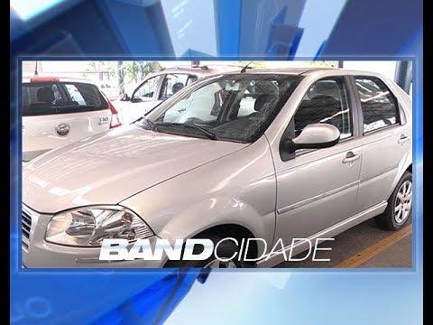 Carros populares impulsionam venda de veículos usados na capital