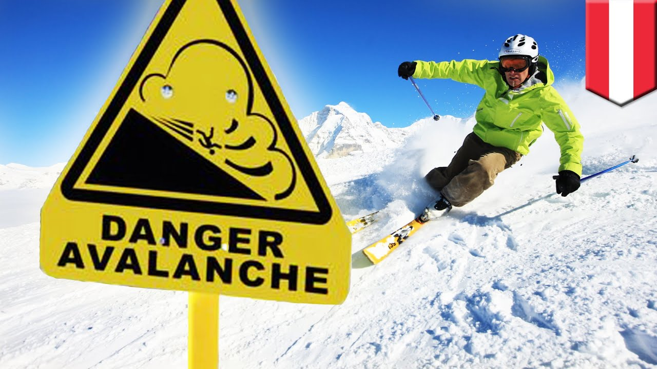 Deadly slopes: Five killed as massive avalanche in Tyrol, Austria buries 17 skiers - TomoNews