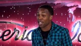 Todrick Hall  American Idol Audition