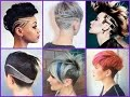 25 Cute Undercut  For Girls  - Trendy Haircuts 2018