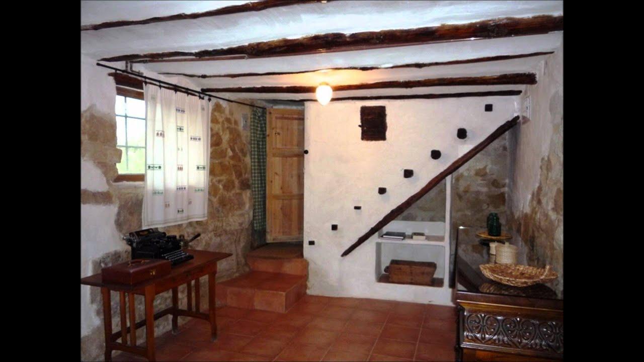 La artiga casa rural pe ablanca antes y despu s 2008 2011 youtube - Casas reformadas antes y despues ...