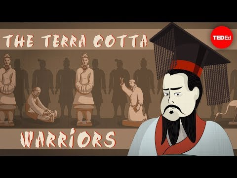 The Incredible History Of China's Terracotta Warriors - Megan Campisi And Pen-Pen Chen