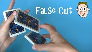 Easy False Cut: Tutorial