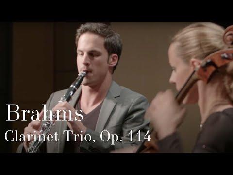 Johannes Brahms: Clarinet Trio / Andreas Ottensamer, Sol Gabetta, Dejan Lazić (live)