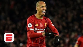 Fabinho, Henderson and Wijnaldum: Is Liverpool's midfield the best in Europe? | Premier League