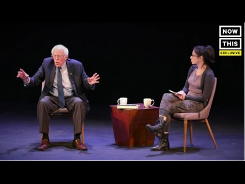 Bernie Sanders In A Candid Conversation With Sarah Silverman ...