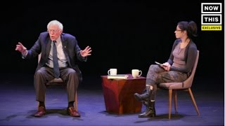 Video Bernie Sanders In A Candid Conversation With Sarah Silverman | NowThis download MP3, 3GP, MP4, WEBM, AVI, FLV Agustus 2017