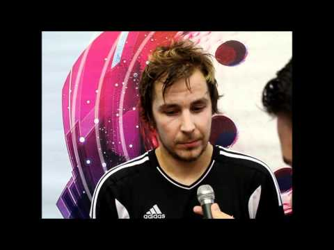 Champions Cup 2011, Day 1: Interview Juho Jarvinen (SSV Helsinki)