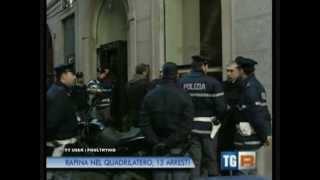 Gioiellieri rapinano gioiellieri. Zona lusso di Milano
