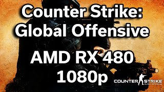 Video Counter Strike - Global Offensive - i5-6402p - RX 480 - $720 Gaming Computer - Benchmark download MP3, 3GP, MP4, WEBM, AVI, FLV Februari 2018