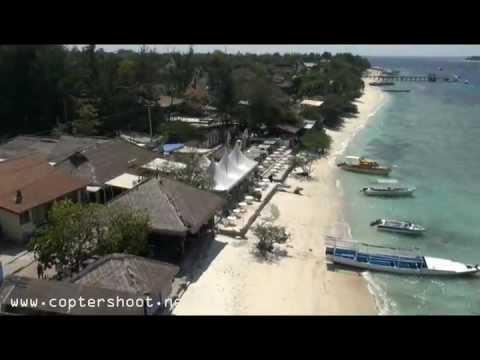 Jasa Foto Udara Lombok