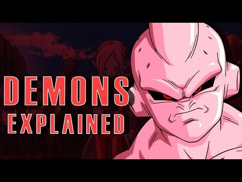 Demons Explained (In Dragon Ball)