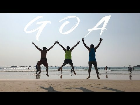 Goa travel diary || DJI Osmo Mobile || iPhone 7 Plus || Cinematic Travel Video
