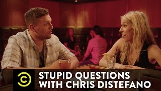 What Comics Would Roast About Themselves - Stupid Questions with Chris Distefano
