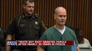 White Boy Rick unanimously granted parole after nearly 30 years