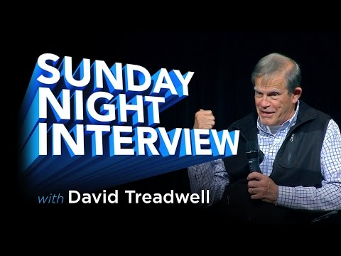Sunday Night Interview: David Treadwell