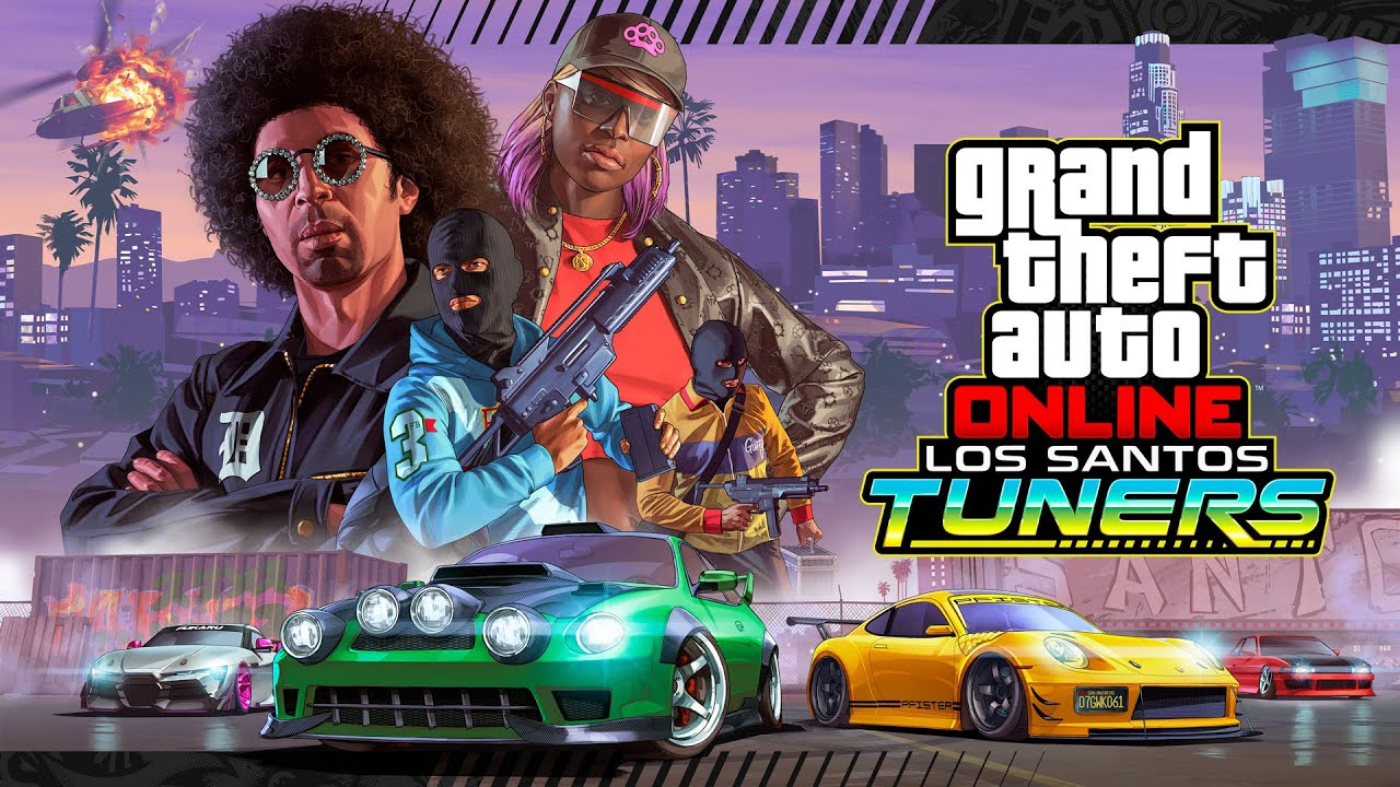 GTA Online: Los Santos Tuners — Out Now