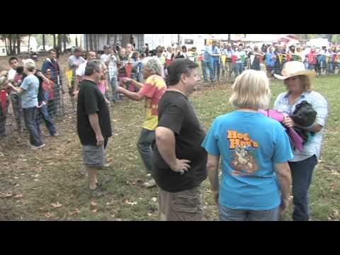 The Hog Festival, Ben Wheeler, TX