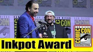 KEVIN SMITH Receives A Prestigious Inkpot Award | Comic Con 2018