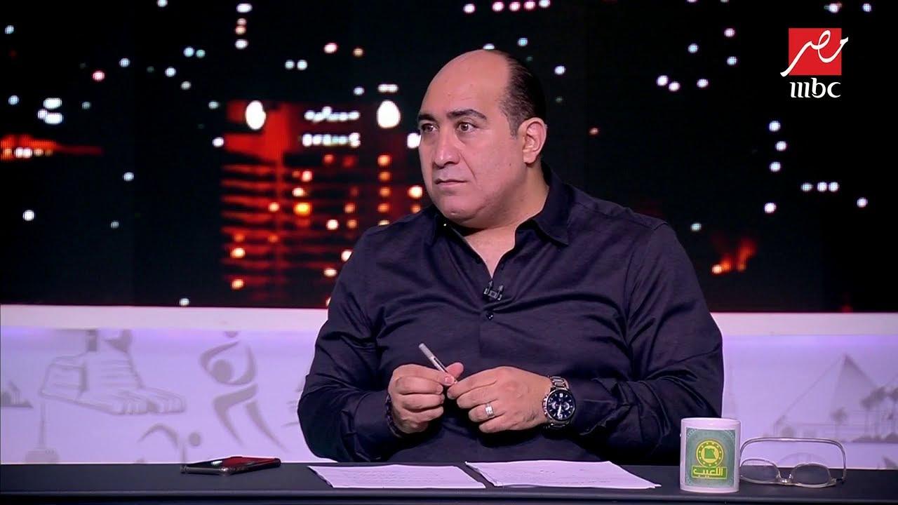 أحمد ناجي: أحمد عادل عبد المنعم كان من المرشحين للانضمام لمعسكر المنتخب الحالي