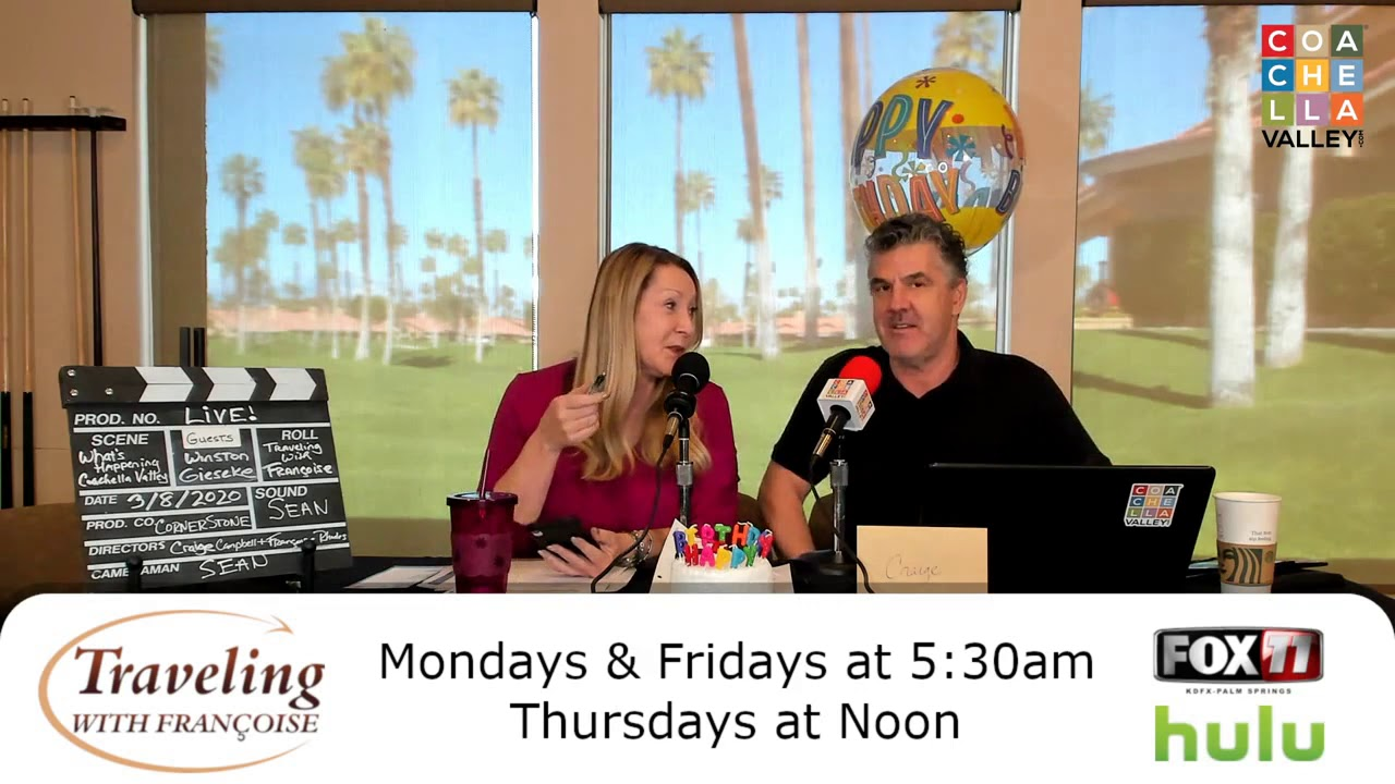 Live - What's Happening in the Coachella Valley