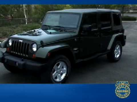 2008 Jeep Wrangler Review - Kelley Blue Book