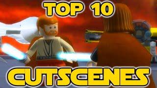 Top 10 Lego Star Wars Cutscenes