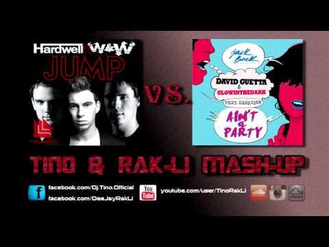 Hardwell & W&W Vs. David Guetta & Glowinthedark - Ain't A Jumper (Tino & Rak-Li MashUp)