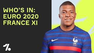 Predicting France's EURO 2020 line-up! Pogba IN, Griezmann OUT?