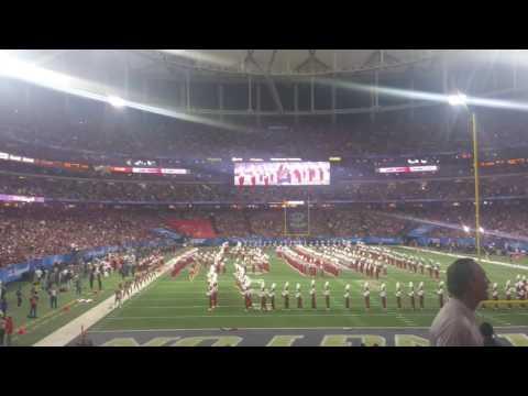 University of Alabama Marching Band