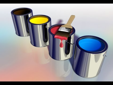 How to Mix Paint Colors - Color Mixing Paint - YouTube