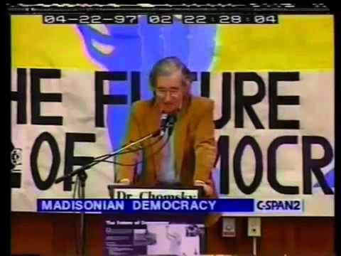 Noam Chomsky on  Capitalism, Property, Technology, Government and the Social Order  1997