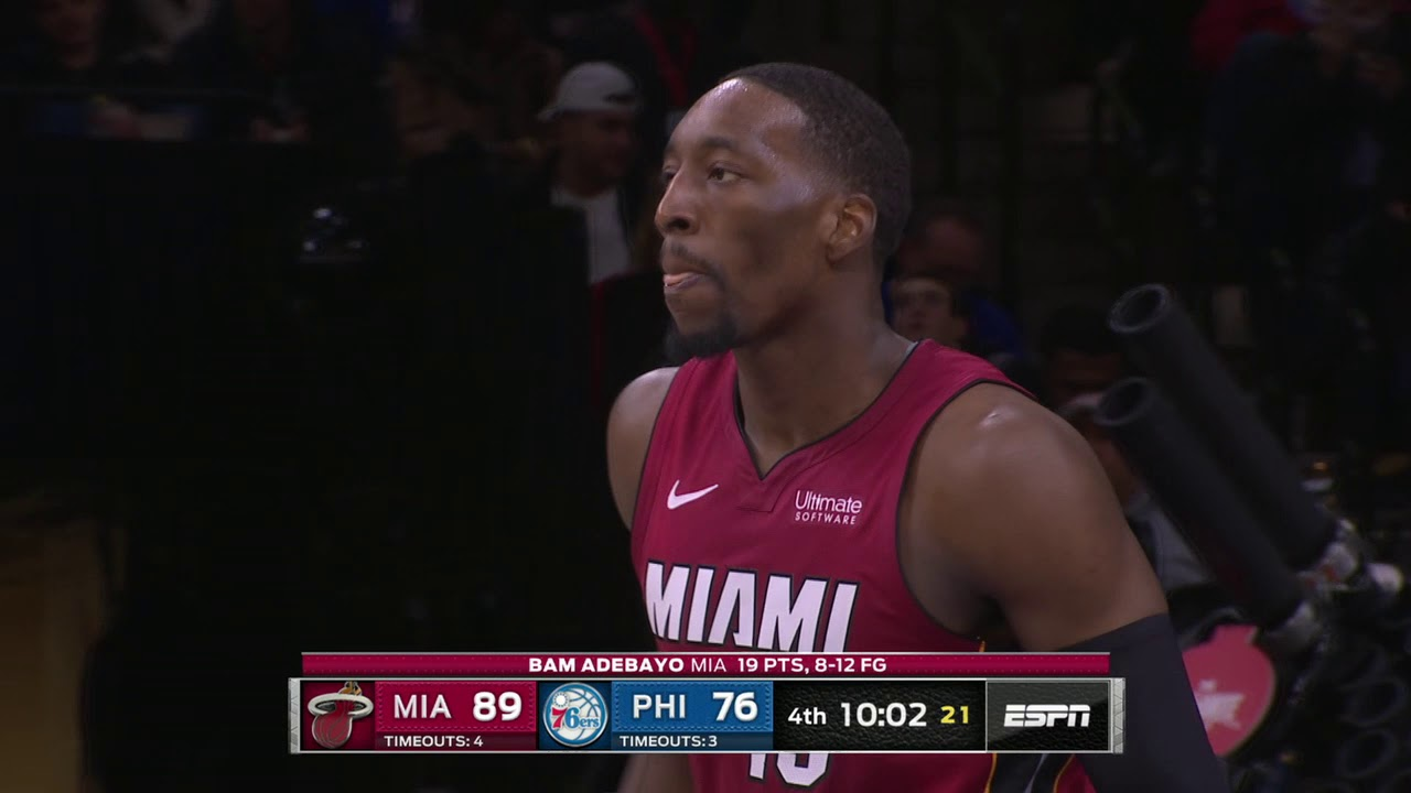 Philadelphia 76ers vs Miami Heat | December 18, 2019 - YouTube