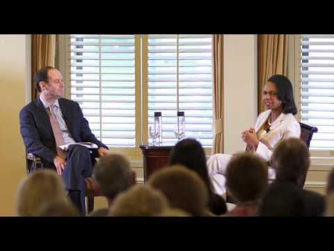 Condoleezza Rice on Growing up in a Segregated Birmingham