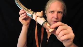 Mammoth Tusk Flute ((( RootFlute )))