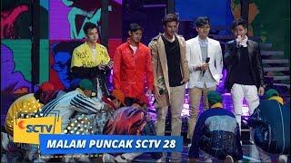 Cast Sinemart Baper Dengerin Lagu Afgan Malam Puncak SCTV 28 MP3