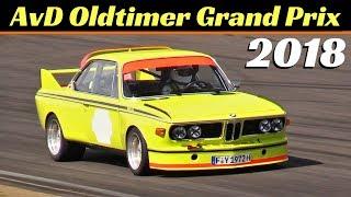 46th AvD-Oldtimer Grand Prix 2018 at Nürburgring - Highlights: F1 cars, DTM, Touring cars & More!