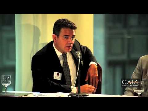 "Artemundi 's CEO Javier Lumbreras: ""Alternative alternatives"" at CAIA's New York"