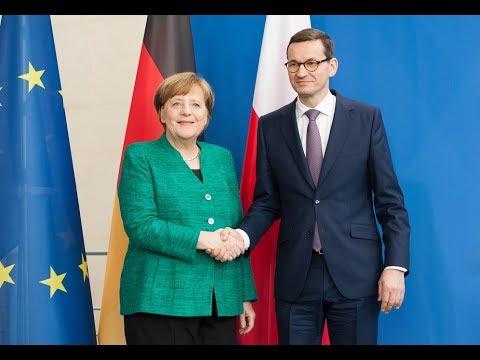Mateusz Morawiecki po wizycie w Berlinie