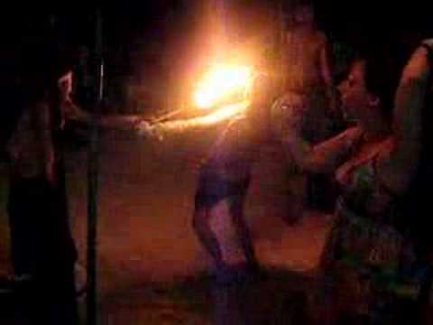 Koh Phangan Limbo Dancing