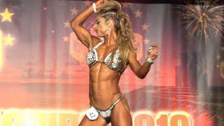 Mandy Byrne – Competitor No 42 – Women  Performance  - WFF World Championship 2016