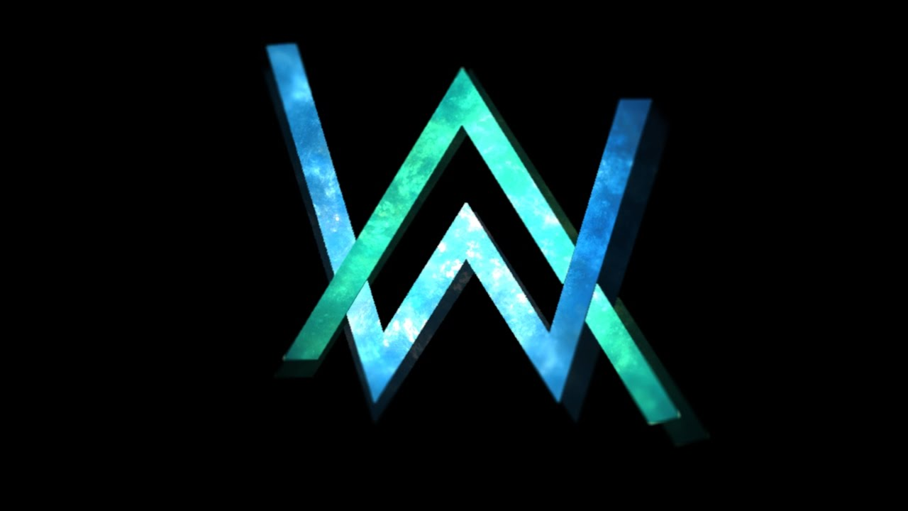 Logo to alan walker i make desings free youtube - Alan walker logo galaxy ...