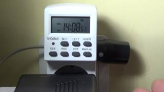 Электронный таймер Lemanso LM633