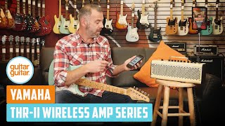 Yamaha THR-II | Wireless Amp Series