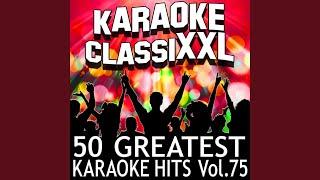 Enamorado Por Primera Vez (Karaoke Version) (Originally Performed By Enrique Iglesias)